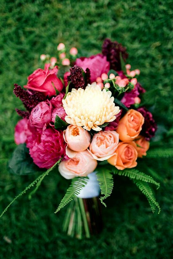A note about prom bouquets and searching for them on the internet ...